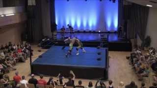 Ropecon 2014: FCF Pro Wrestling: Showpaini
