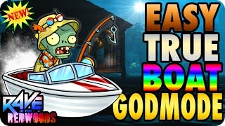 "Rave In The Redwoods Glitches: New! Easy* True BOAT GodMode ""After-Patch"" - Infinite Warfare"