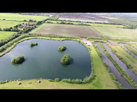 Carpin & Dronin Moss Farm Fisheries