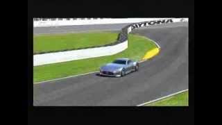 6 і GT гонка фільм Дайтона дороги звичайно до концепції Мерседес-Бенц АМГ авто