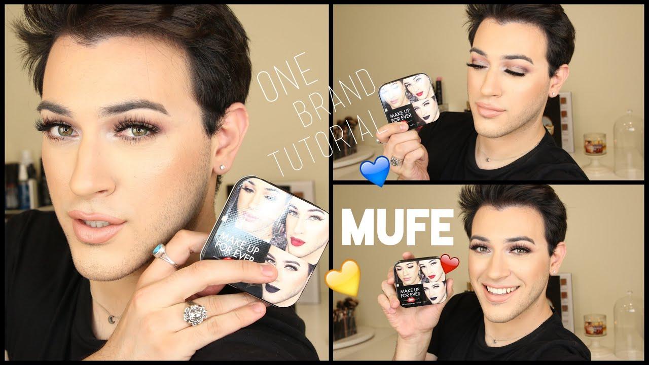 One brand tutorial makeup forever mannymua youtube baditri Choice Image