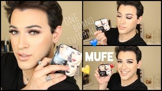 One Brand Tutorial: Makeup Forever | MannyMua