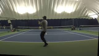 11/4/18 Tennis - Indoor Set Highlights