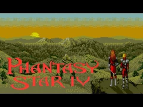 The Best Video Games EVER! - Phantasy Star IV Game Review