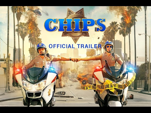 Exclusive World Premiere CHIPs Trailer