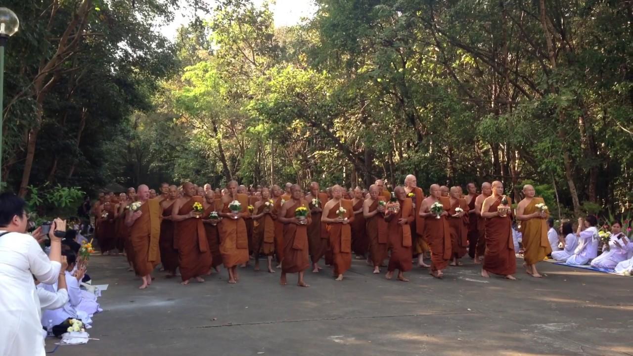 Ajahn Chah memorial day.