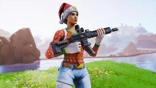 New Assault Rifle   Random Duos   Fortnite Live
