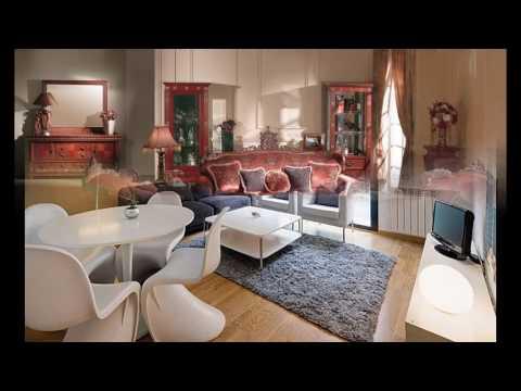 Antique living room design