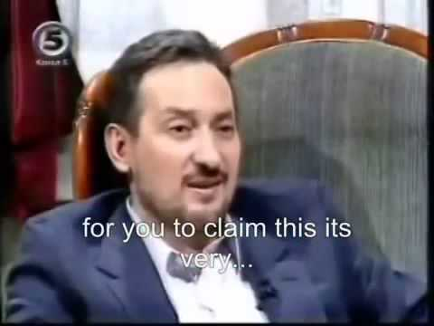 Ljubčo Georgievski Reveals The Real History Of Macedonia In FYROM