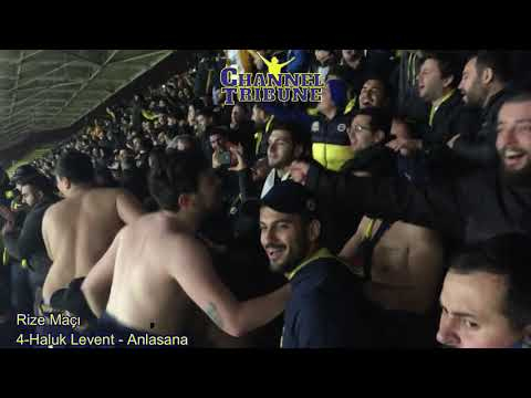 Fenerbahçe Tribünlerinde Söylenen  En Güzel 10 Şarkı