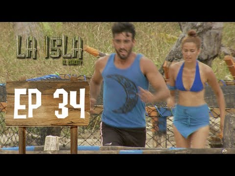 Primera Temporada - La Isla: El Reality - Capítulo 34