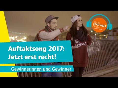 Song Contest Auftaktsong 2017: Jetzt erst recht!