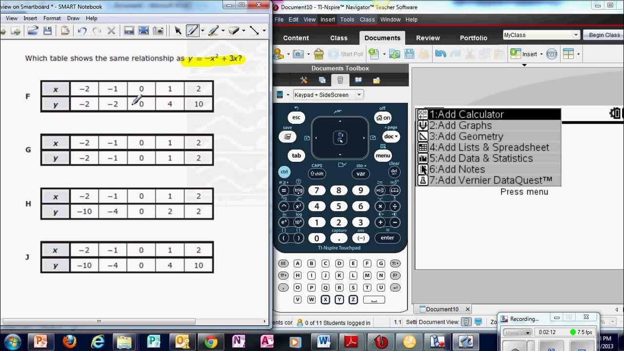Algebra help calculator