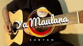 YA MAULANA - SABYAN (Guitar Instrumental) Akustik Cover   The Superheru