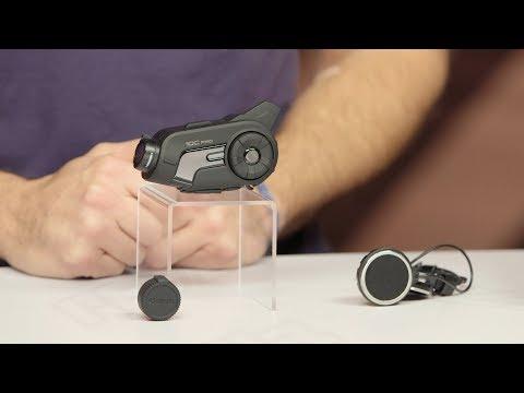 Sena 10C Pro Bluetooth Headset & Camera Review