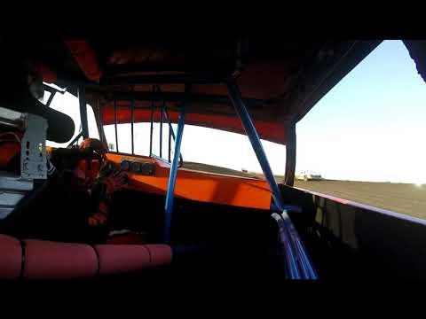 Derek Husted South Dakota Sprint Car Nationals Heat Race Park Jefferson Speedway 4 29 18