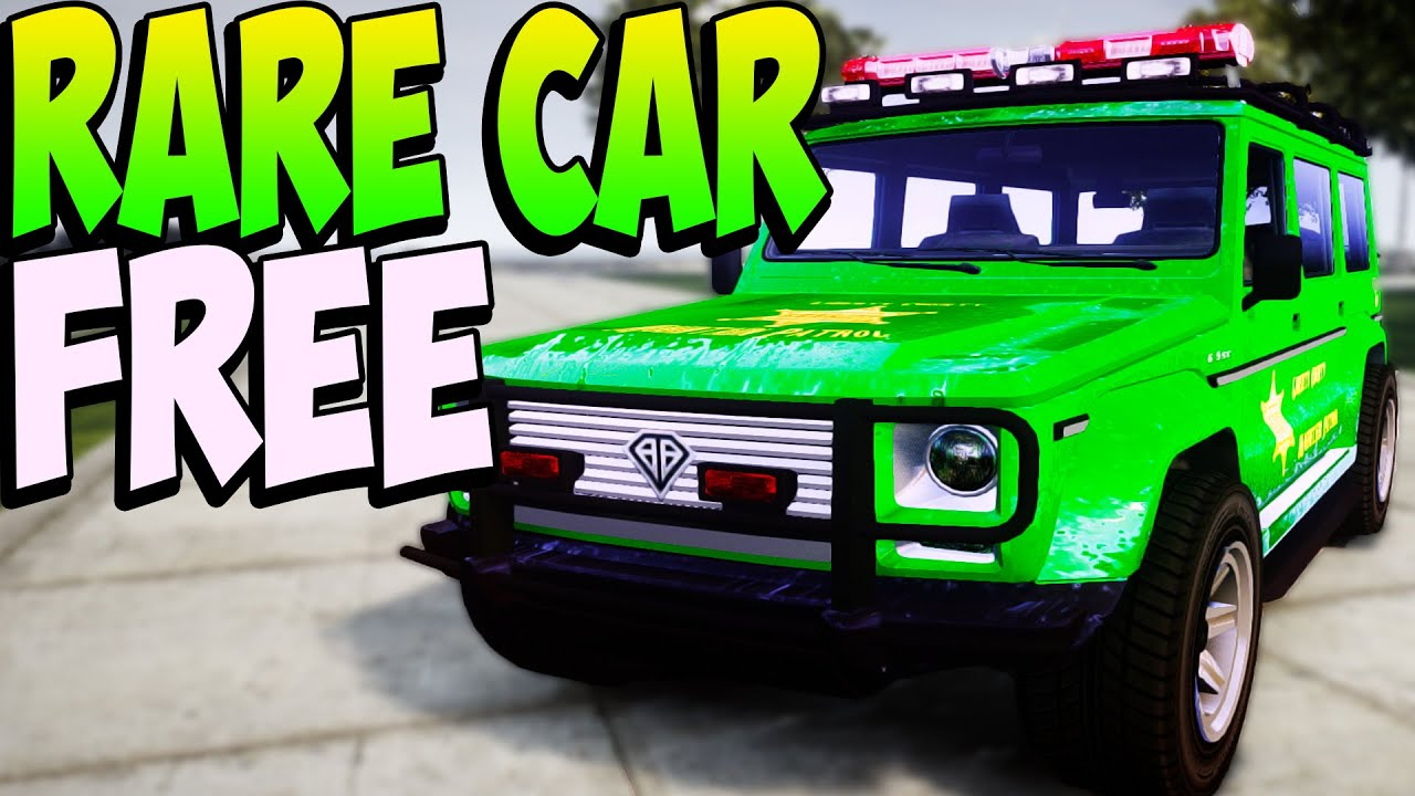 Gta 5 online rare car free location secret rare dubsta vehicle gta 5 online rare vehicles youtube
