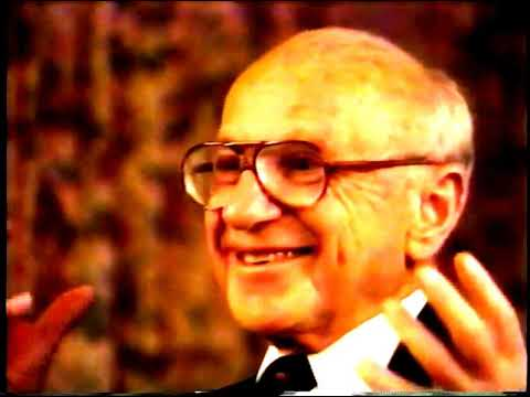 Milton Friedman Interview Drug Policy in America 2