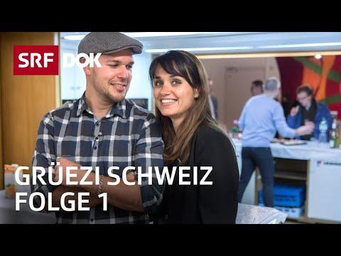 Neue Heimat Schweiz | Grüezi Schweiz – Die Einwanderer (1/5) | Doku | SRF DOK