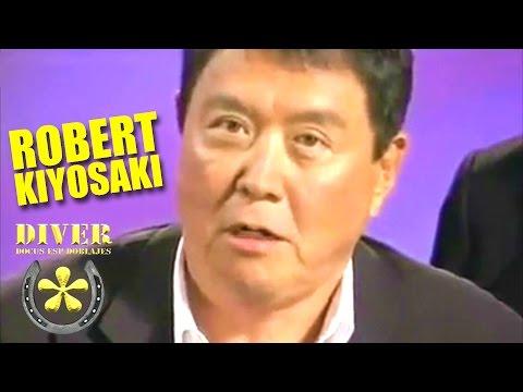 Robert Kiyosaki en Español Doblado – Matando las Vacas Sagradas del Dinero.