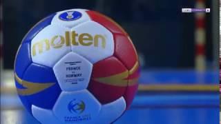 France Norway Handball WC 2017 Франция Норвегия Гандбол ЧМ