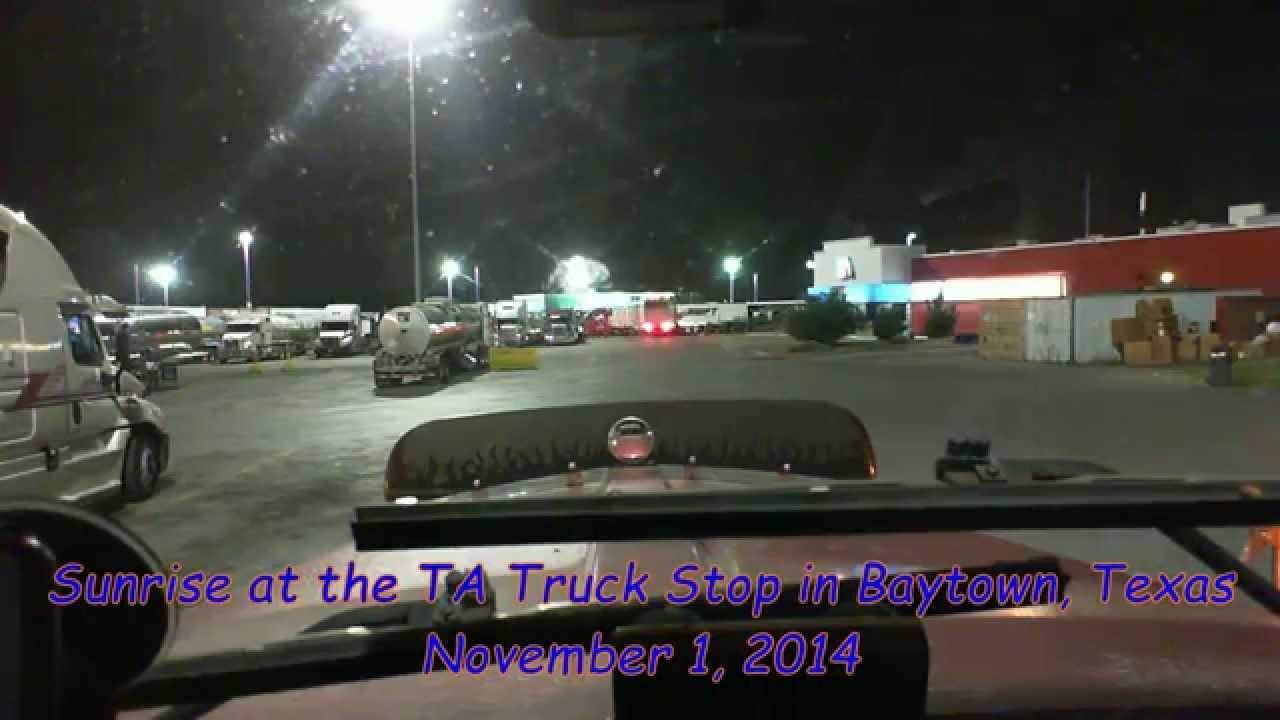 Ta truck stop