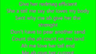 Sean Paul - Body Lyrics