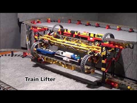 Thumbnail: The 10 Hottes , Amazing Lego Trains on the Web