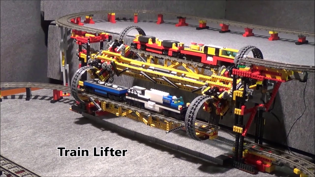The 10 Hottest , Amazing Lego Technic Trains Creations on the Web by new  Lego