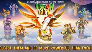Dragon City - 9 Guardian Dragons [Full Unlock 2015]