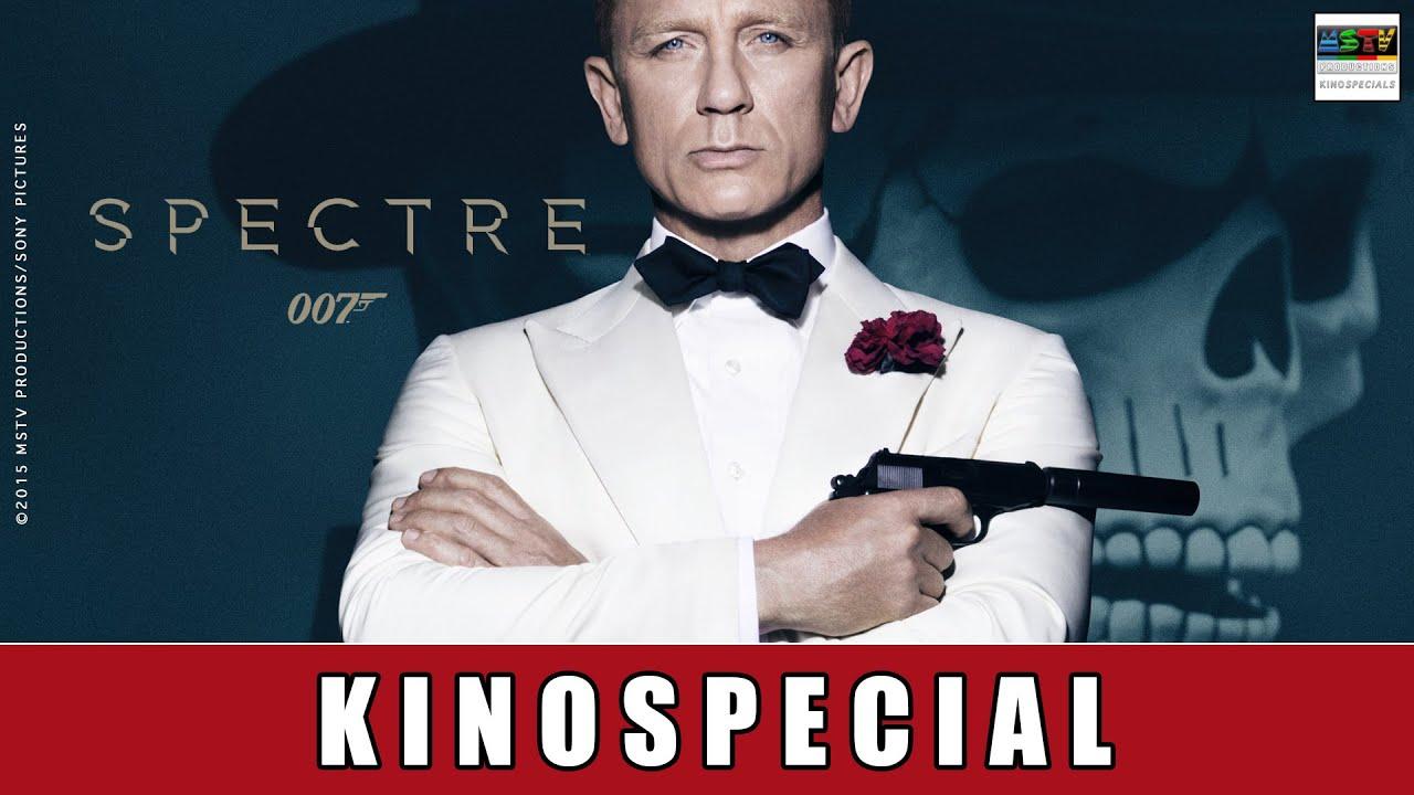 James Bond 007: Spectre - Kinospecial | Daniel Craig | Christoph Waltz