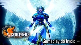 """Valquíria Lenneth - Gameplay do Início"" -  Valkyrie Profile #1 [PS1 - PSP] Leg. PT-BR"