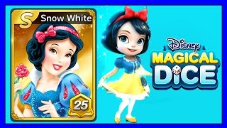 Disney Magical Dice - Snow White S Level 25 (iOS/Android) Gameplay Video