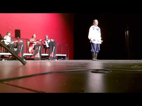 Lamoni Iowa Russian dance music show part 1