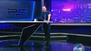Грузинский телеведущий Габуния обматерил и оскорбил Путина и его родителей