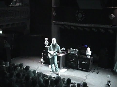 Buckethead: The Great American Music Hall - San Francisco, CA 2008-02-15