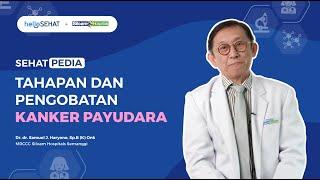 Dalam video kali ini akan dibahas bagaimana diagnosis serta tatalaksana atau terapi kanker payudara .