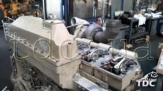 Ремонт двигателя Cummins K-19 (KT-19, KTA-19) карьерного экскаватора