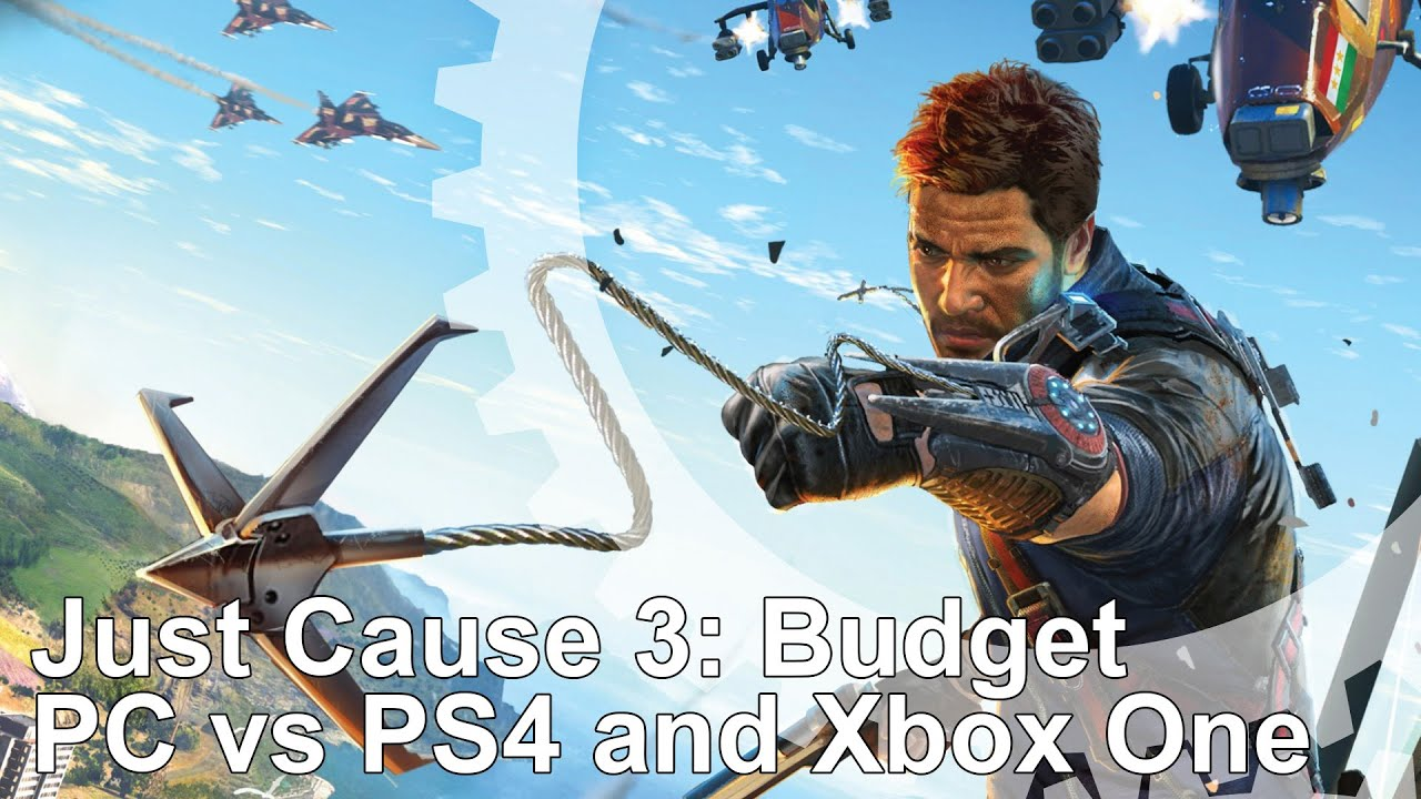 Performance Analysis: Just Cause 3 • Eurogamer net