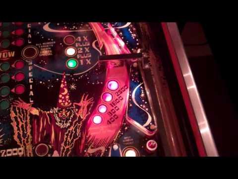 Stern nine 9 ball pinball Rules