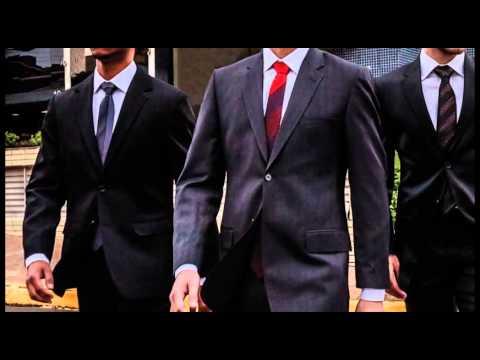 c35293d4e Casa Carvalho - Homens de Terno - YouTube