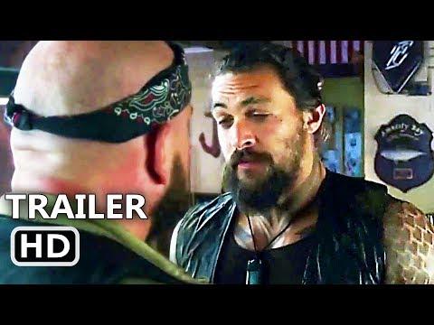 "AQUAMAN ""Fisherboy"" TV Spot Trailer (NEW 2018) Jason Momoa Superhero Movie HD thumbnail"