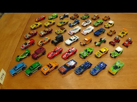 1974 Hot Wheels - Redline Collection