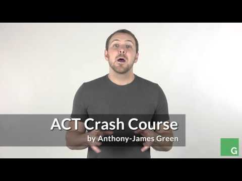 ACT Crash Course - by Green Test Prep