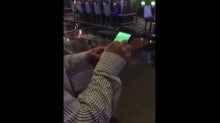 Augmented Reality on the Casino floor - User's View G2E 2017