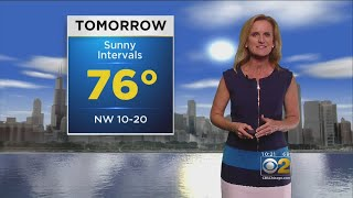 CBS 2 Weather Watch (10PM Aug. 22, 2017)