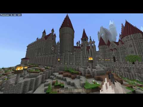 Minecraft Hogwarts Update #16! - NEW DOWNLOAD