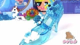 Принцессы Диснея. Украшаем Туфельку Золушки. Игрушки для Девочек. Игры для Девочек. Развивающие Игры