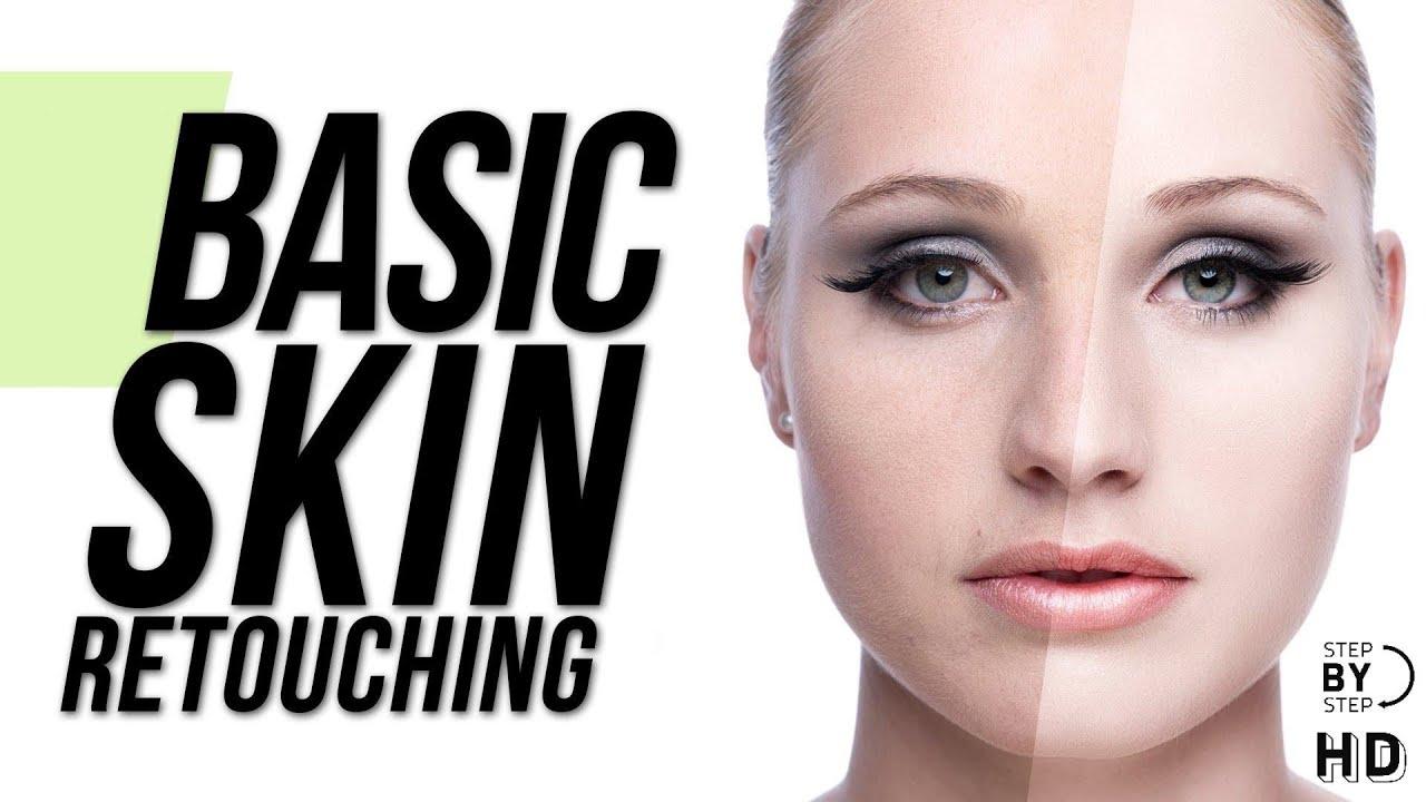 Photoshop tutorial basic skin retouching youtube baditri Image collections