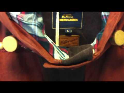 Ben Sherman x Millerain coat - New Arrivals A/W 2011